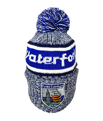 Waterford Bobble Hat