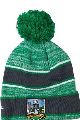 Limerick Melange Bobble Hat