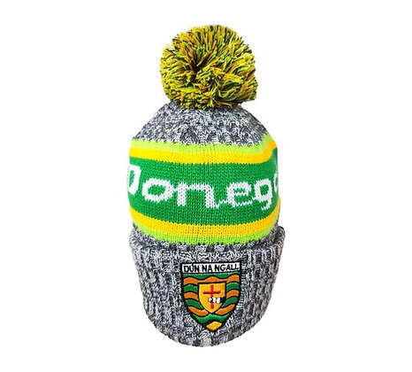 Donegal Bobble Hat