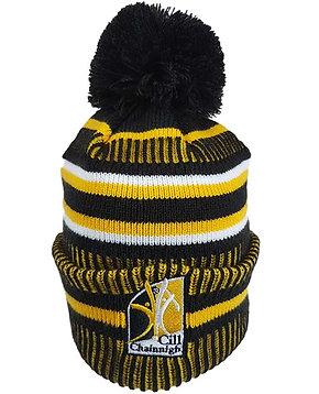 Kilkenny 1C GAA Bobble Hat