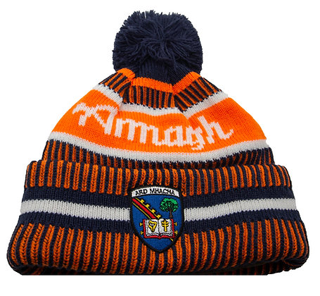 Armagh Junior Bobble Hat