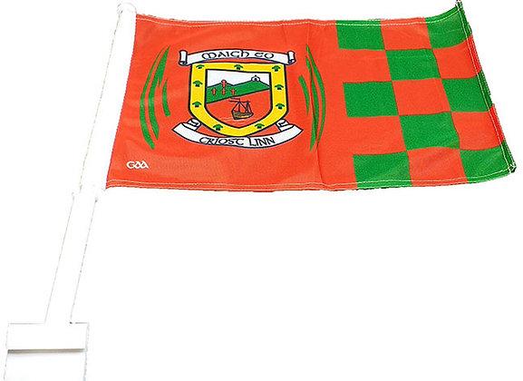 Mayo Car Flag