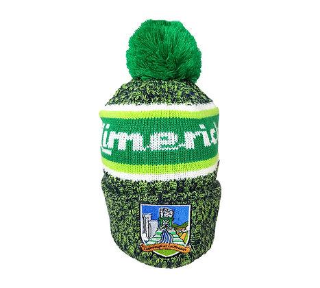 Limerick Bobble Hat