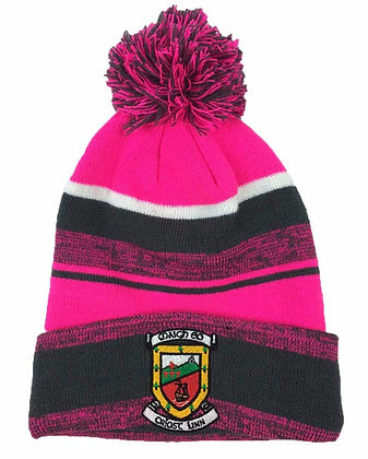 Mayo Ladies Bobble Hat