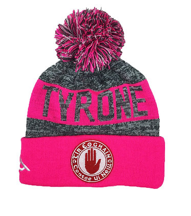 Tyrone Ladies Bobble Hat