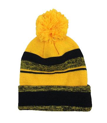 Melange: Black/ Yellow
