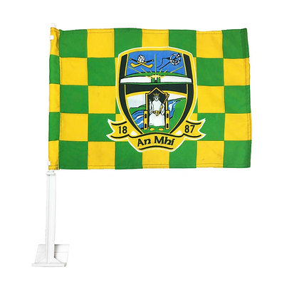 Meath Car Flag