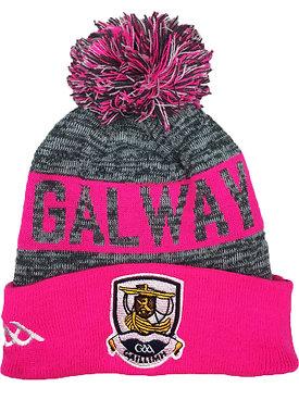 Galway Ladies Bobble Hat