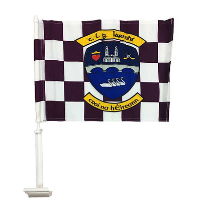Westmeath Car Flag