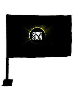 Armagh Car Flag