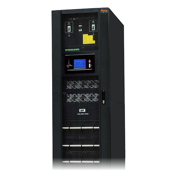 SynergictPowerGem Plus Rack 2kVA Couble Conversion Online UPS Single Pha