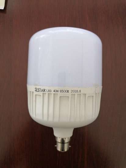40 Watts LED bulb