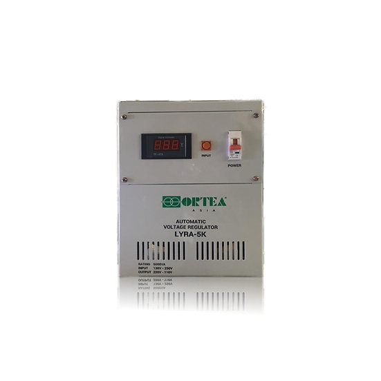 Ortea Lyra 5KVA AVR Single Phase