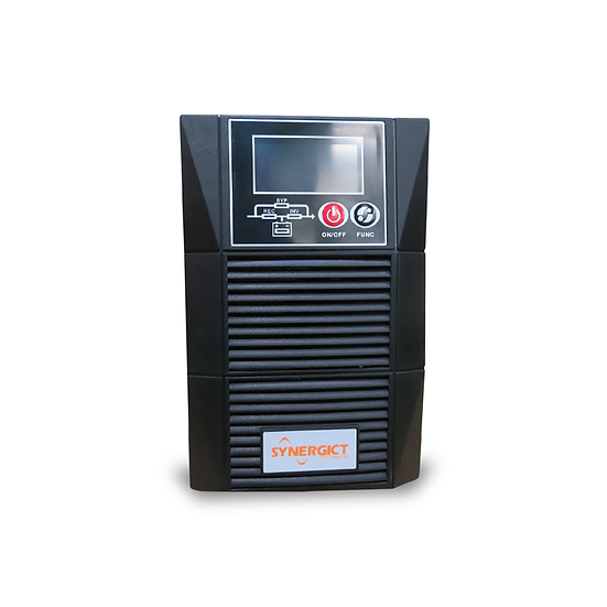 Synergict VSPRO  5Kva Double Conversion Online UPS (12 hours @ full load