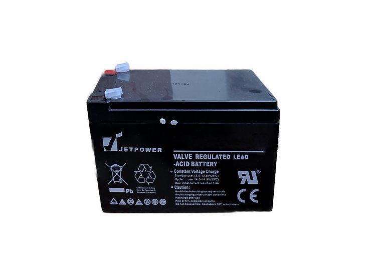 JetPower 12V 9Ah UPS Battery