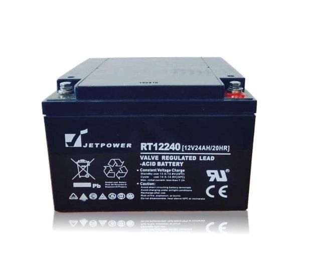 JetPower 12V 38Ah UPS Battery