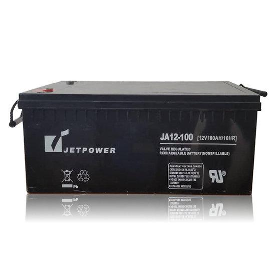 JetPower 12V 100Ah UPS Battery