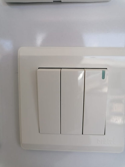 3 Gang Light Switch