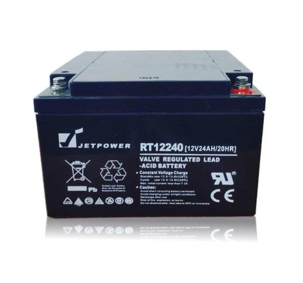 JetPower 12V 65Ah UPS Battery