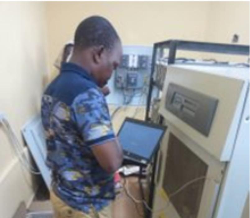 Installation of 60KVA UPS at UTV & Peace FM transmission site