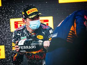 Honda, Verstappen logra su primera victoria en F1 de 2021