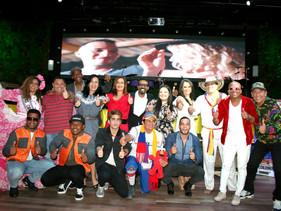 Celebra Colombia en México el 209 Aniversario de su Independencia con gran fiesta