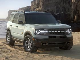 Agotada la edición especial de lanzamiento de la Ford Bronco