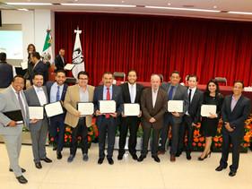 Graduación del diplomado en gestión y comunicación estratégica