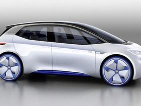 Primer auto eléctrico de VW llegará en 2020