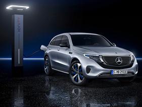 EQC, el Mercedes-Benz del mundo eléctrico