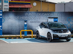 BMW inicia operaciones del corredor eléctrico más grande de México