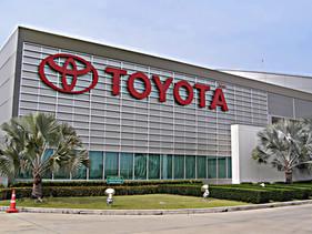 Toyota con firme recuperación ante los efectos de la pandemia