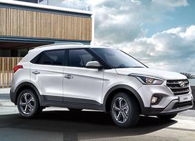Hyundai Creta Inicia como el vehículo favorito de la marca en el 2020