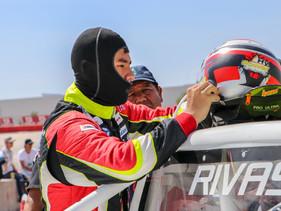 Nico Rivas inconforme tras quedar doceavo en Aguascalientes