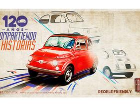 120 Aniversario  de FIAT