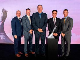 Hankook Tire reconocido por General Motors como Proveedor del Año 2018