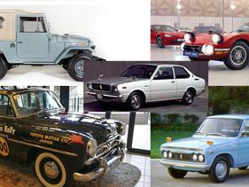 Cinco clásicos de Toyota para celebrar el Día del Abuelo