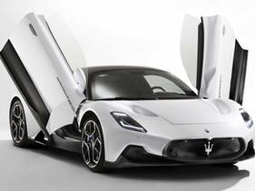MC20, el comienzo de una nueva era en Maserati