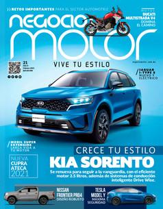 Revista Negocio Motor Febrero 2021