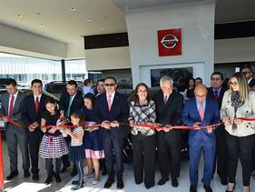 Nissan inaugura nueva agencia en San Martín Texmelucan, Puebla