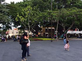 Plaza de Armas, un lugar para disfrutar