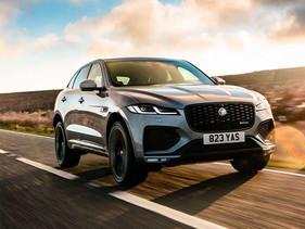 Jaguar F-Pace, tecnología mejorada