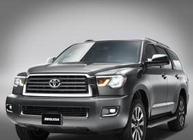 Toyota Sequoia, el SUV que siempre has querido