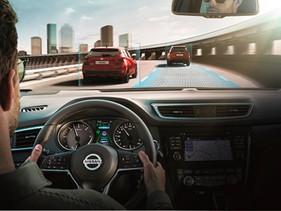 Nissan aporta tecnologías de conducción autónoma