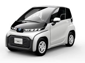 Toyota mostrará BEV ultracompacto en el Auto Show de Tokio 2019