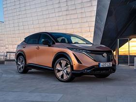 Nissan devela los colores del nuevo Ariya