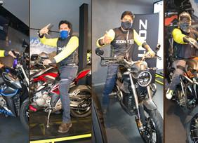 Arranca el rally de resistencia en motocicleta Not Right Riders México