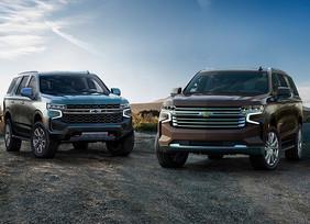 Tahoe y Suburban de Chevrolet, llegarán a México en septiembre