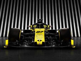 Renault F1 presenta el R.S.19