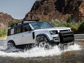 Más de 170 accesorios para personalizar al Land Rover Defender